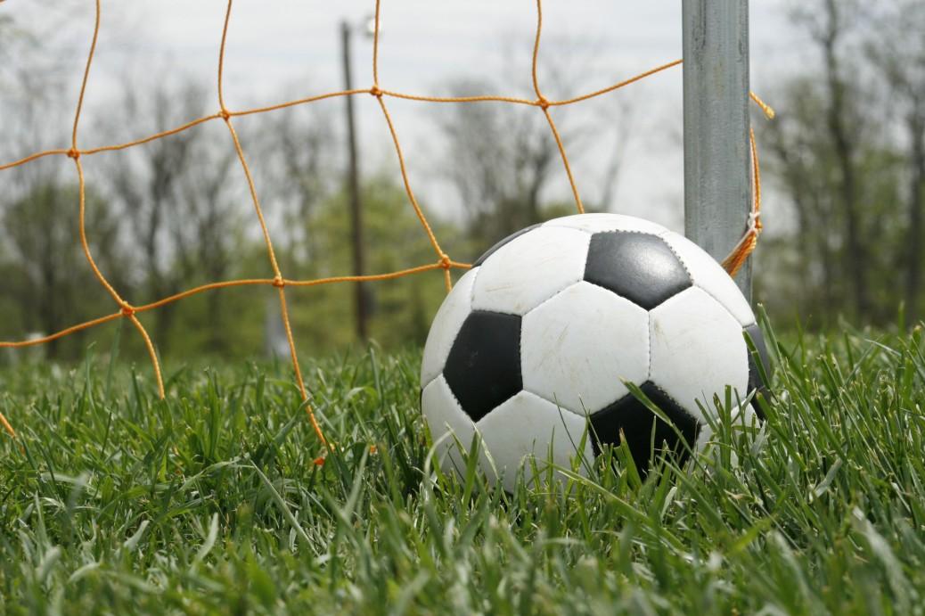 voetbal-bal-en-goal